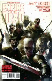 George Romero's Empire of the Dead: Act Three (Marvel Comics - 2015) -5- Issue # 5