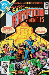 Krypton chronicles (Superman presents the) (1981) -2- Bring Back Yesterday!