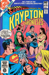Krypton chronicles (Superman presents the) (1981) -3- The Race to Overtake the Past!