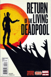 Return of the Living Deadpool (Marvel Comics - 2015)