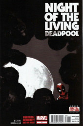 Night of the living Deadpool (Marvel comics - 2014) -1- Issue # 1