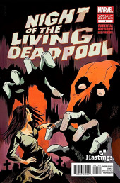 Night of the living Deadpool (Marvel comics - 2014) -1VC- Issue # 1