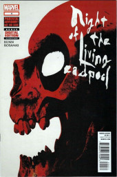 Night of the living Deadpool (Marvel comics - 2014) -4- Issue # 4