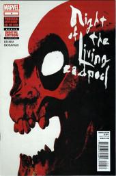 Night of the living Deadpool (Marvel comics - 2014) -4- Issue # 4