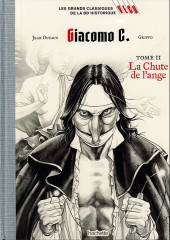 Les grands Classiques de la BD Historique Vécu - La Collection -22- Giacomo C. - Tome II : La Chute de l'ange