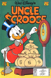 Uncle $crooge (5) (Gladstone - 1993) -303- Issue # 303