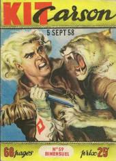 Kit Carson -59- L'arrestation des bandits