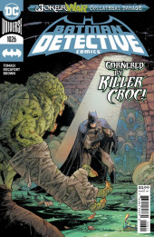 Detective Comics (1937), Période Rebirth (2016) -1026- Monsters of Men