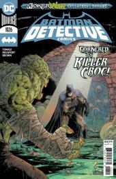 Detective Comics (1937), Période Rebirth (2016) -1026- Monsters of Men