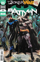 Batman Vol.3 (DC Comics - 2016) -99- The Joker War, Part Five