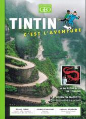 Tintin - Divers -Géo05- Tintin - c'est l'aventure - n° 5