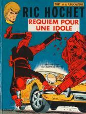 Ric Hochet -16'- Requiem pour une idole