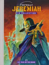 Jeremiah - La Collection (Hachette) -4- Les yeux de fer rouge