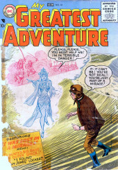 My greatest adventure Vol.1 (DC comics - 1955) -12- I Was Lost in a Mirage!
