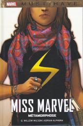Ms. Marvel -1a2020- Métamorphose