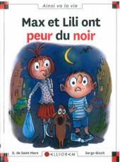 Ainsi va la vie (Bloch) -122- Max et Lili ont peur du noir