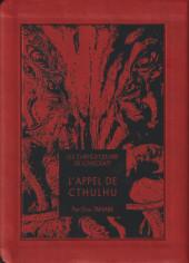 Les chefs-d'œuvre de Lovecraft -5- L'appel de Cthulhu