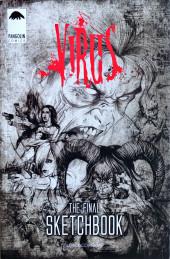 Virus (Cornelis) -HS01- The final sketchbook