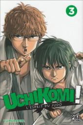 Uchikomi ! : L'Esprit du Judo -3- Volume 3