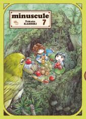Minuscule -7- Tome 7