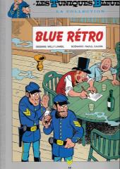 Les tuniques Bleues - La Collection (Hachette, 2e série) -1218- Blue retro