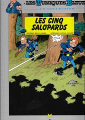 Les tuniques Bleues - La Collection (Hachette, 2e série) -1521- Les cinq salopards