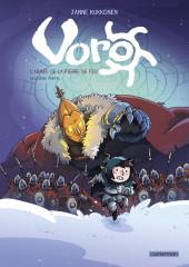 Voro -5- L'armée de la pierre de feu - Deuxième partie