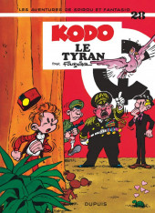Spirou et Fantasio -28b2011- Kodo le tyran