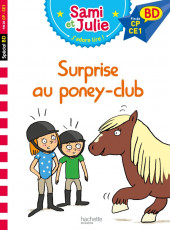 Sami et Julie - Surprise au poney-club