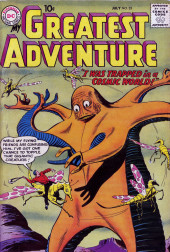 My greatest adventure Vol.1 (DC comics - 1955) -33- I Was Trapped in a Cosmic World!