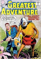 My greatest adventure Vol.1 (DC comics - 1955) -34- I Was Earth's Strangest Prisoner!