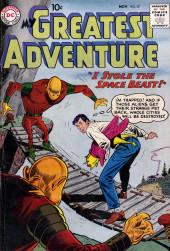My greatest adventure Vol.1 (DC comics - 1955) -37- I Stole the Space Beast!