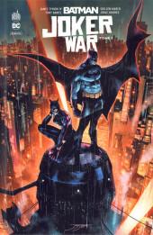 Batman Joker War -1- Tome 1