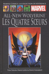 Marvel Comics - La collection (Hachette) -162126- All-New Wolverine : Les Quatre Soeurs