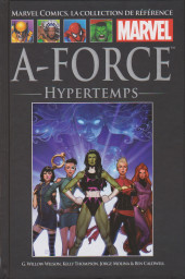 Marvel Comics - La collection (Hachette) -163131- A-Force : Hypertemps