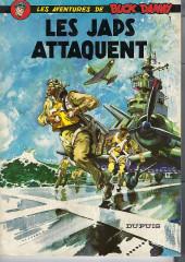 Buck Danny -1c1980- Les japs attaquent