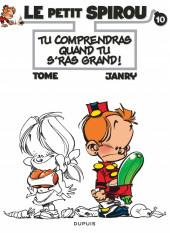 Le petit Spirou -10Poche- Tu comprendras quand tu s'ras grand!