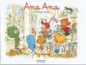 Ana Ana -16- L'étrange dessin