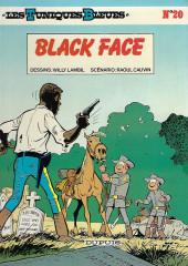 Les tuniques Bleues -20b1988- Black face
