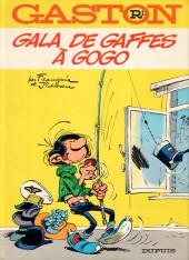 Gaston -R1c85- Gala de gaffes à gogo