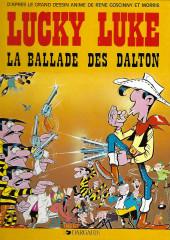 Lucky Luke -HS02b86- La ballade des Dalton