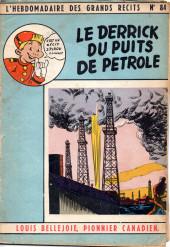 L'hebdomadaire des grands récits -84- Le derrick du puits de pétrole