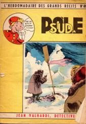 L'hebdomadaire des grands récits -69- Pôle Sud