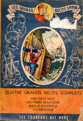 L'hebdomadaire des grands récits -Rec03- Les coureurs des mers - Quatre grands récits complets
