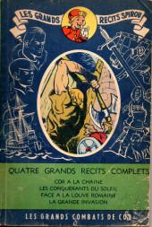 L'hebdomadaire des grands récits -Rec01- Les grands combats de cor - Quatre grands récits complets