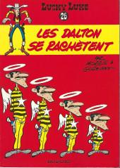 Lucky Luke -26a1984- Les Dalton se rachètent