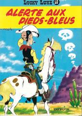 Lucky Luke -10a1984- Alerte aux Pieds-Bleus