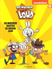 Bienvenue chez les Loud -10- Les multiples facettes de Lincoln Loud