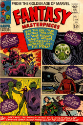 Fantasy Masterpieces Vol.1 (Marvel comics - 1966) -1- Issue # 1