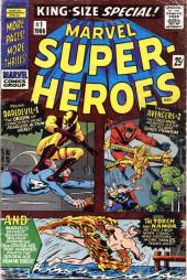 Marvel Super-heroes Vol.1 (Marvel comics - 1967)
